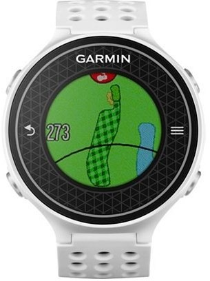 Garmin Approach S6 White Lifetime - Sporttester | Alza.cz