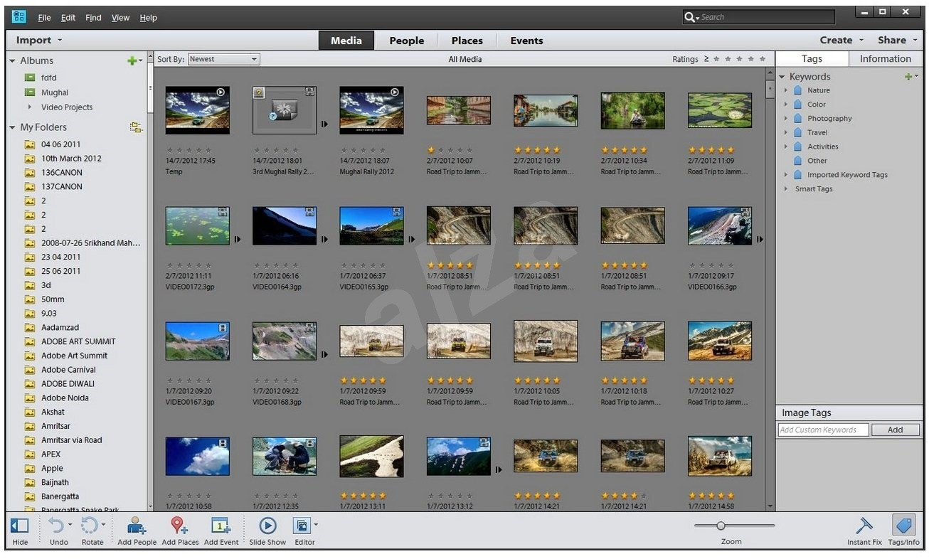 Adobe Photoshop Elements 11 - Elements Organizer 11.jpg. download Adobe Pho