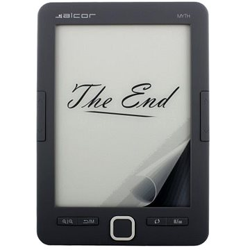 "Alcor Myth e-ink 6"" fekete ebook olvasó"