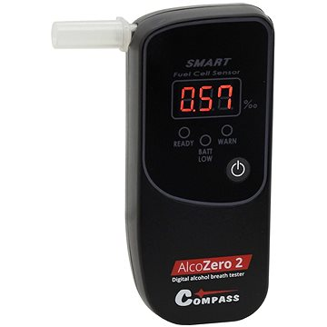 Obrázok Alkohol tester AlcoZero2 - elektrochemický senzor, COMPASS