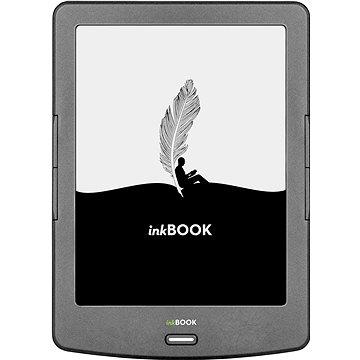 "InkBOOK Classic 2 (6"") szürke ebook olvasó"