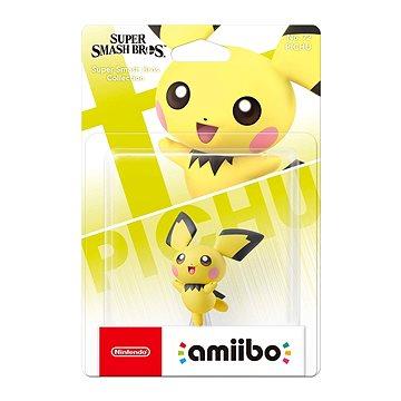 Amiibo Smash Pichu (045496380786)