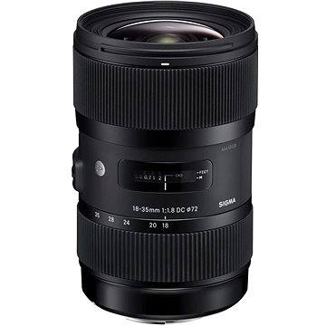 SIGMA 18-35mm f/1.8 DC HSM Sony ART