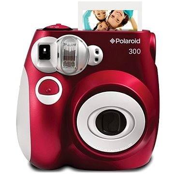 Polaroid PIC-300 Piros