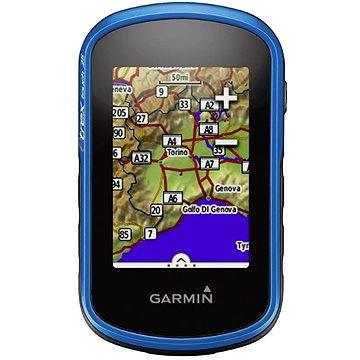 Garmin eTrex Touch 25 kézi Europe 46