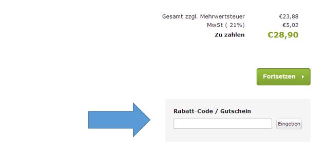 Alza Rabatt Code