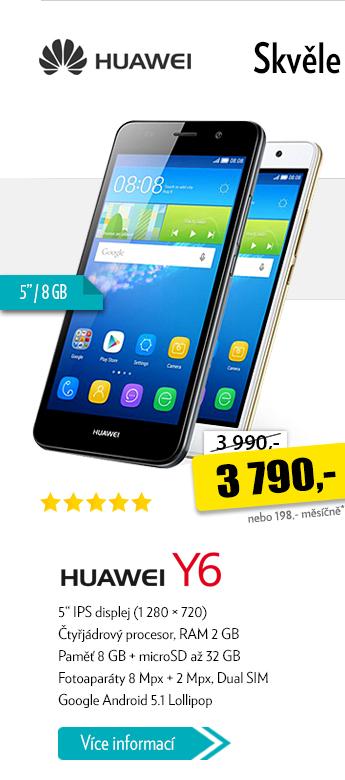 Smartphone Huawei Y6