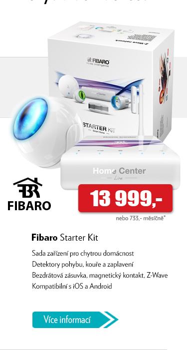 Chytrá sada Fibaro Starter Kit