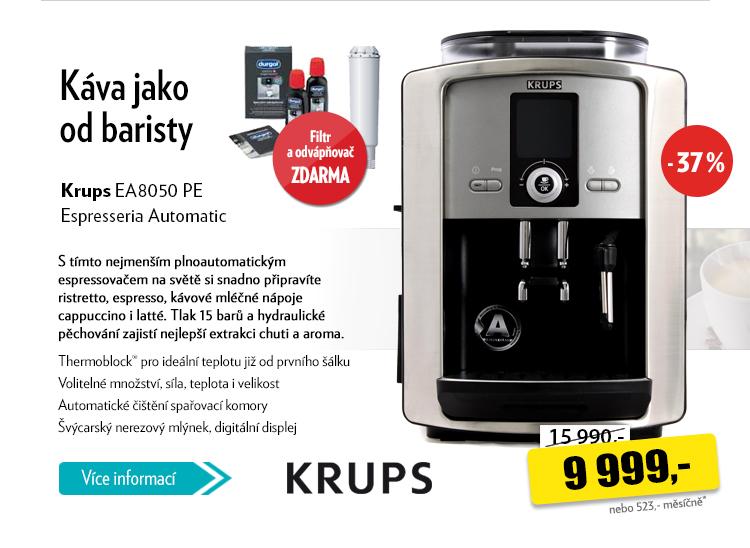 Krups EA8050 PE Espresseria Automatic