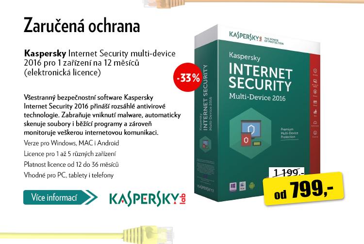 Kaspersky Internet Security multi-device