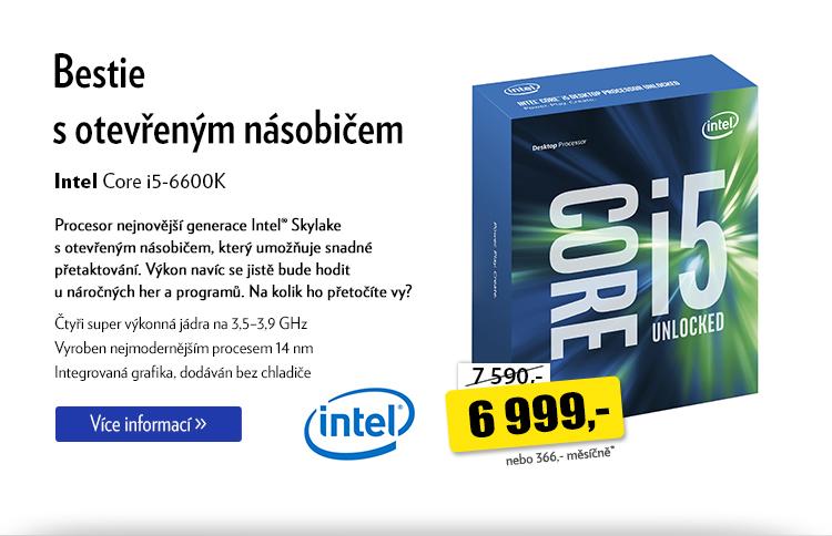 Procesor Intel Core i5-6600K