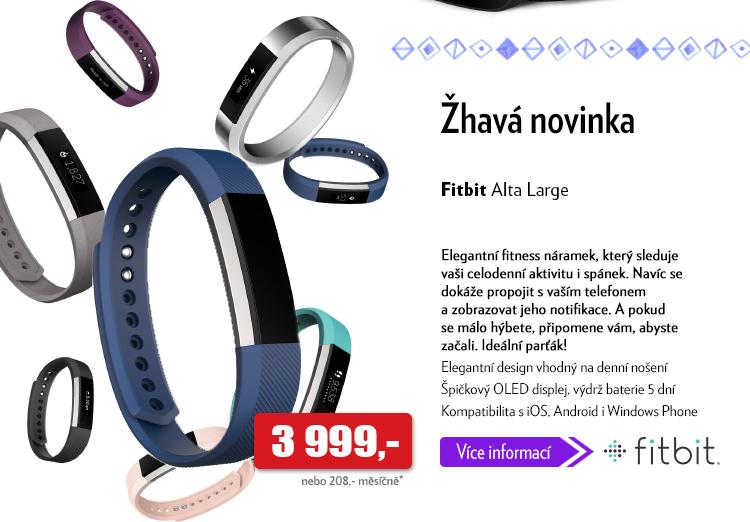 Fitness náramek Fitbit Alta Large