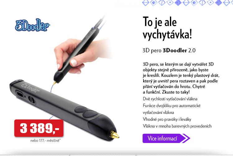 3D pero 3Doodler 2.0