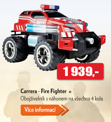 Carrera Fife Fighter auto