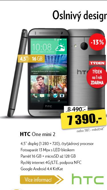 Smartphone HTC One mini 2