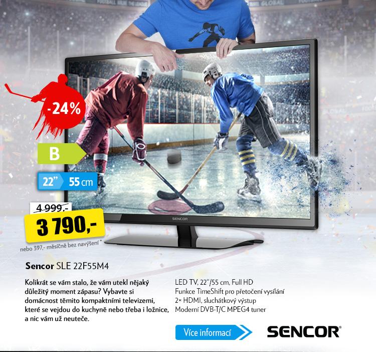 Televize Sencor SLE 22F55M4