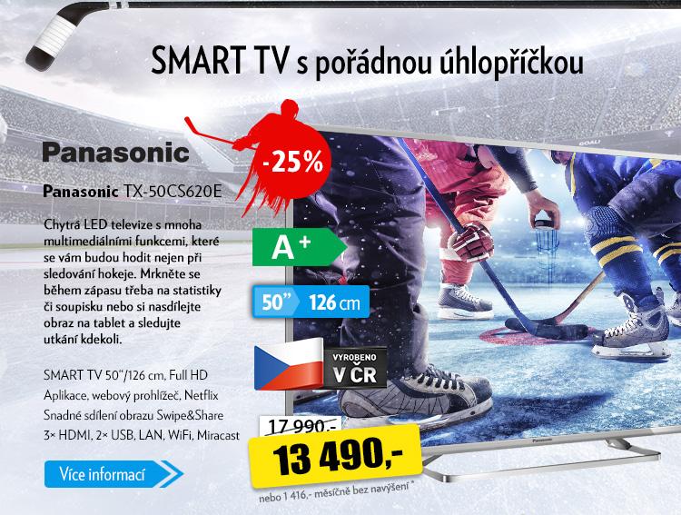 Televize Panasonic TX-50CS620E