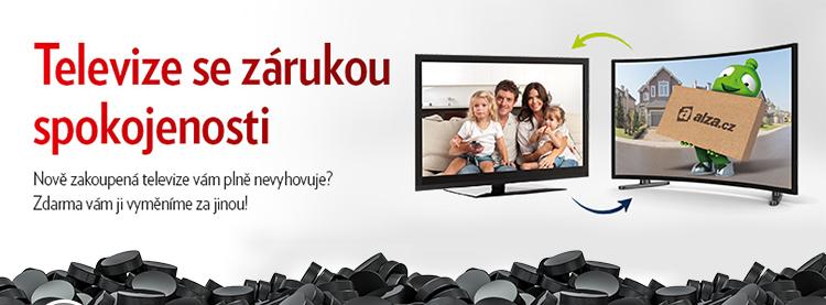 Televize se zárukou spokojenosti