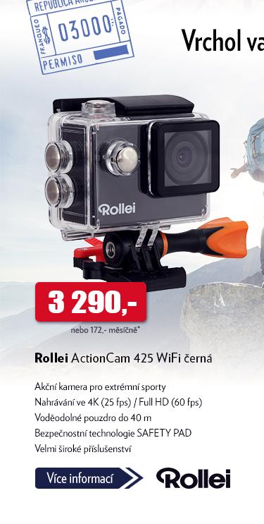 Akční kamera Rollei ActionCam