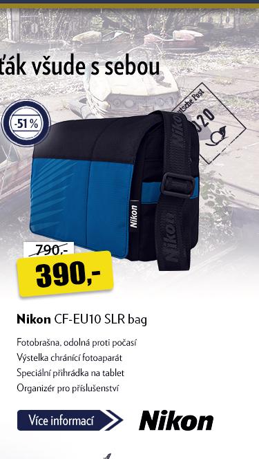 Fotobrašna Nikon CF-EU10 SRL