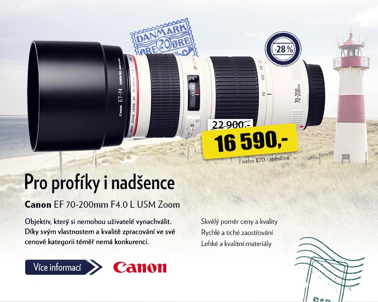 Objektiv Canon EF 70-200mm