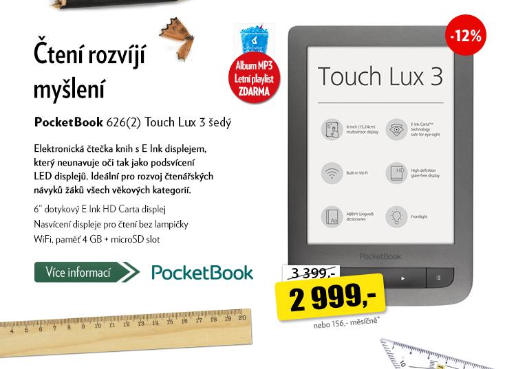 Čtečka PocketBook 626(2)