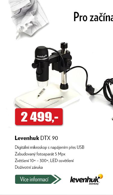 Mikroskop Levenhuk DXT 90