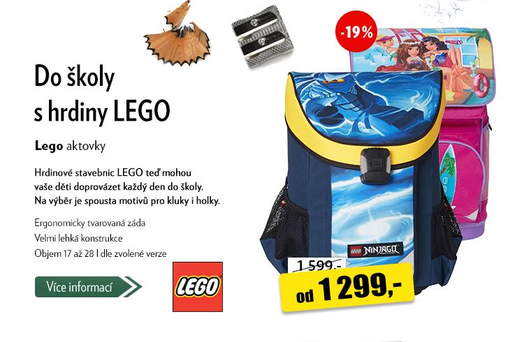 Aktovky LEGO