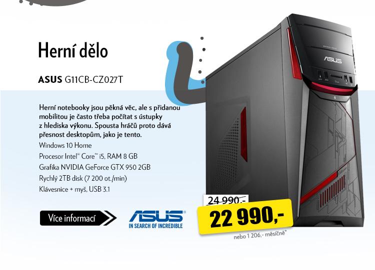 Počítač ASUS G11CB-CZ027T