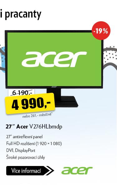 Monitor 27 Acer V276HLbmdp