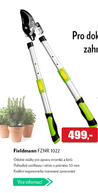 Nůžky na stromy a keře Fieldmann FZNR 1022