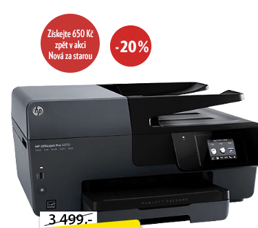 Tiskárna HP OfficeJet Pro 6830 e-AiO