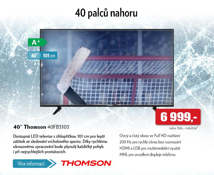 TV Thomson 40FB3103