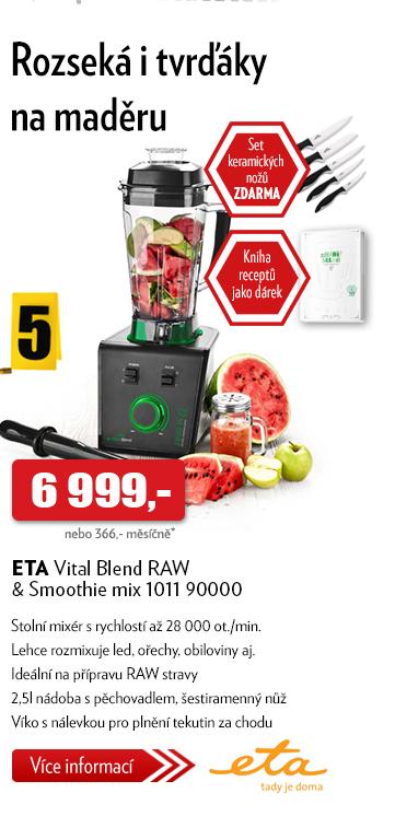 Stolní mixér ETA Vital Blend RAW & Smoothie mix 1011 90000