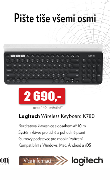 Logitech Wireless Keyboard K780