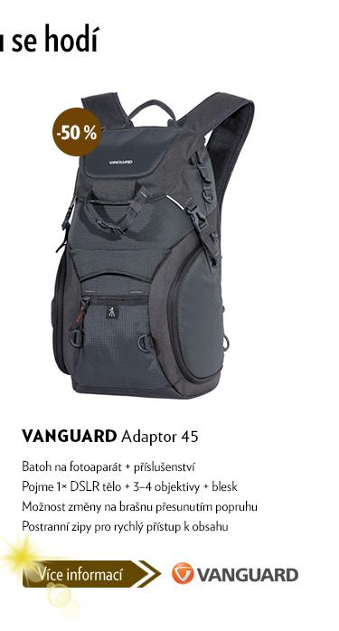 Batoh Vanguard Adaptor 45