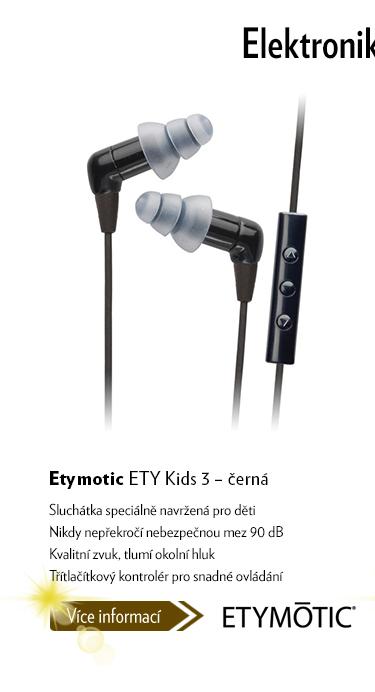 Sluchátka Etymotic ETY Kids 3
