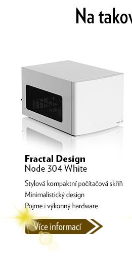 MIni počítačová skříň Fractal Design Node