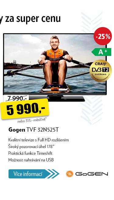 "televize 32"" Gogen TVF 32N525T"