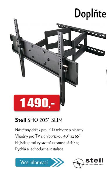 nstěnný držák na televizi STELL SHO 2051 SLIM