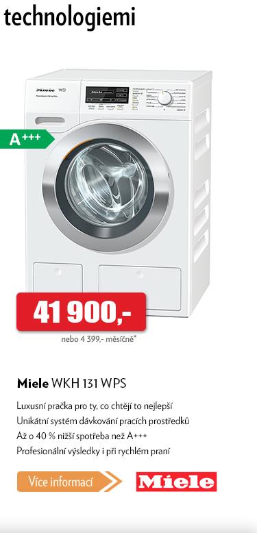 Pračka Miele WKH 131 WPS