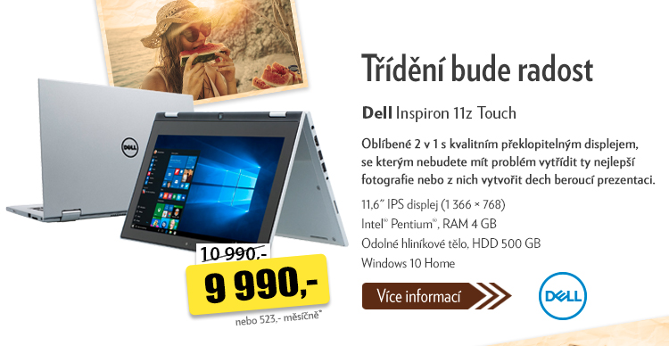 Tablet PC Dell Inspiron 11z Touch