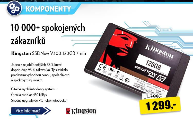 Kingston SSDNow  V300 120GB 7mm