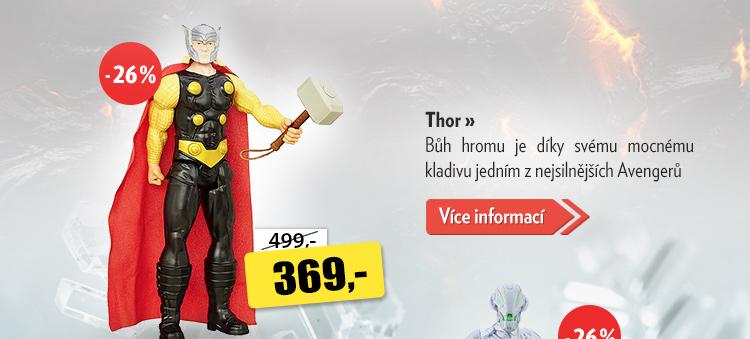 Thor figurka