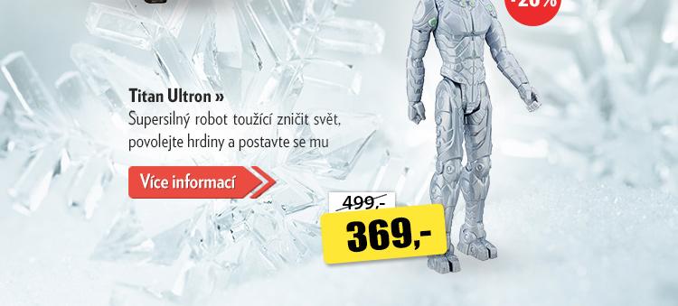 Titan Ultron figurka