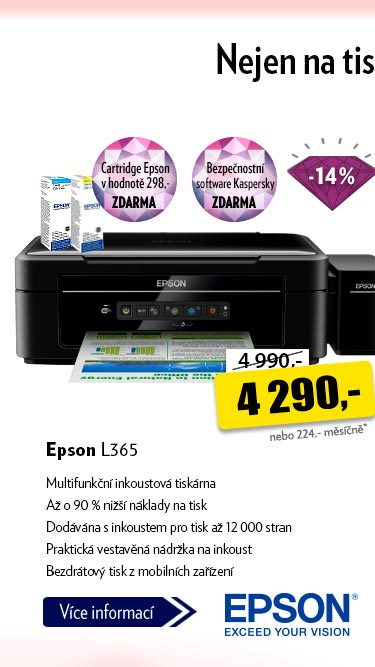 Tiskárna Epson L365