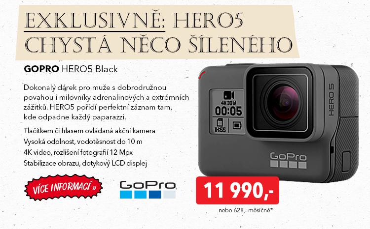 Kamera GoPro Hero5