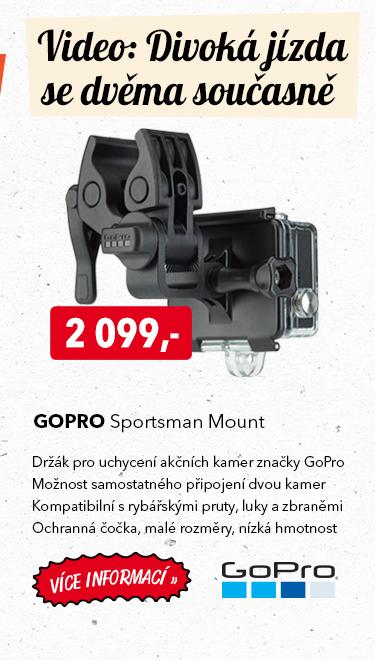 Držák GoPro Sportsman Mount