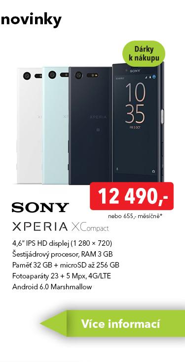 Smartphone Sony Xperia XCompact