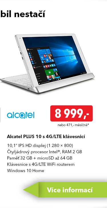 Tablet Alcatel Plus 10